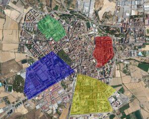 Fases implantación red de calor urbana