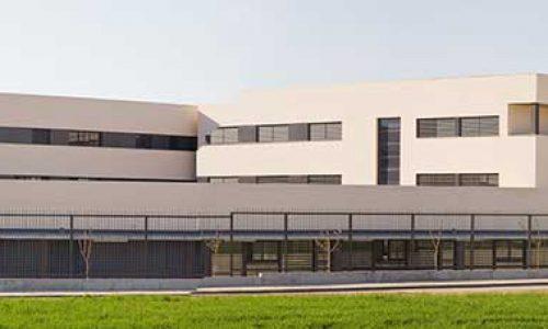 Colegio infantil + primaria Exterior 4