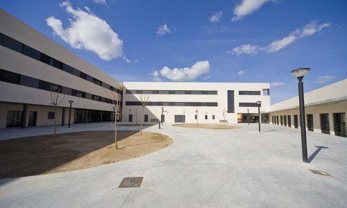 Colegio infantil + primaria Patio 1
