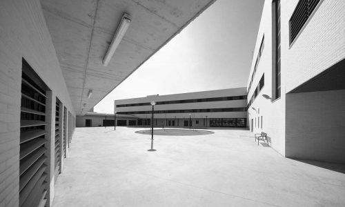 Colegio infantil + primaria Patio 2