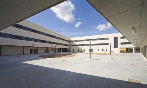 Colegio infantil + primaria Patio 3