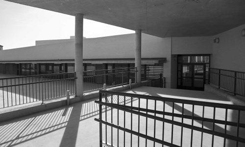 Colegio infantil + primaria entrada