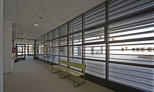 Colegio infantil + primaria interior