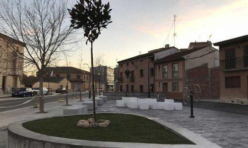 Plaza Villanueva de Gállego 1