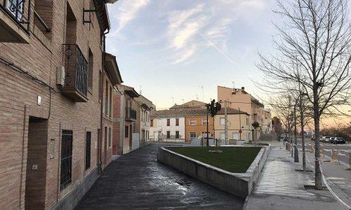 Plaza Villanueva de Gállego 3