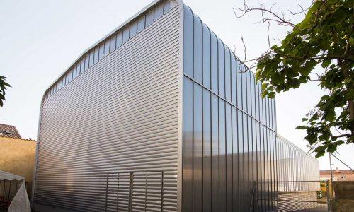 Reforma Edificio Polivalente Exterior 2