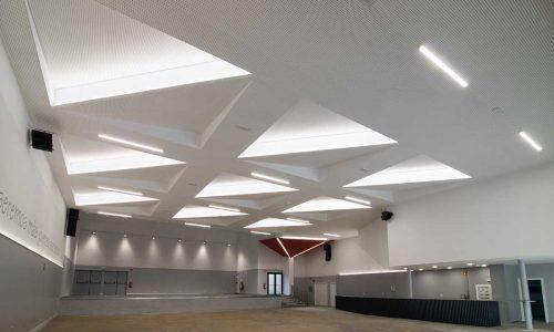 Reforma Edificio Polivalente Interior 2