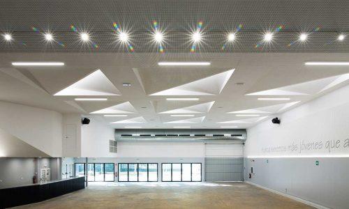 Reforma Edificio Polivalente Interior 3